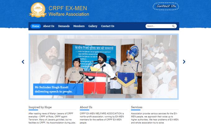 CRPF EX MEN Association