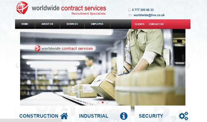 Agency Website UK